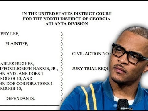 T.I. Being Sued For 5 Million Dollars Accused Of Cryptocurrency FRAUD?!?!