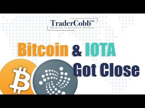 Bitcoin & IOTA Got Close