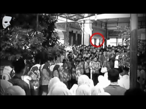 ADA YANG ANEH DENGAN VIDEO INI, 5 Penampakan Yang Tertangkap Kamera Bagian Ke-13|Spesial Penampakan