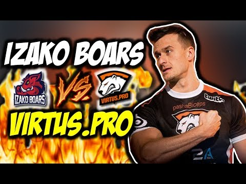 VIRTUS.PRO VS IZAKO BOARS W KWALIFIKACJACH DO WESG !!! NEO ACE W 2 SEKUNDY – CSGO BEST MOMENTS