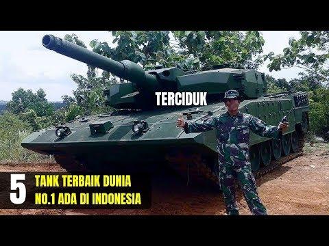 5 Tank Terbaik Di Dunia, No 1 Terciduk Ada Di Indonesia