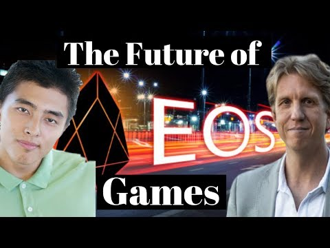 The Future of EOS Games – Crypto Dunker and Crypto Tim