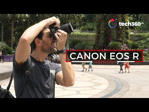 Canon EOS R review: R is for refreshed?