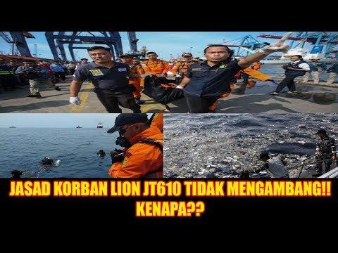 Ada KEANEHAN! Saat Jasad Penumpang Lion JT610 Tidak Mengambang Kepermukaan Laut! Kenapa?