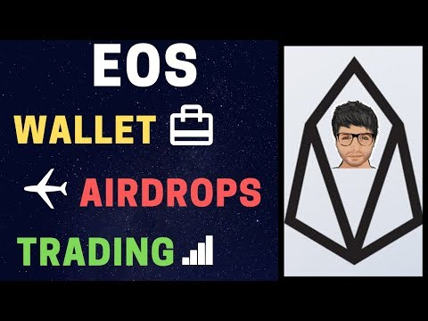 Simple EOS Wallet, Airdrops, Explorer and Trading on EOS DEX – Hindi / Urdu