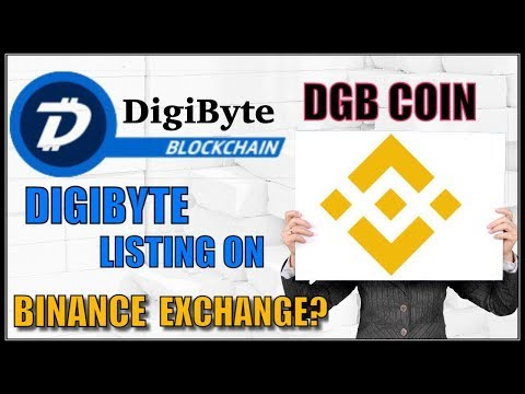 DIGIBYTE DGB COIN LISTING ON BINANCE EXCHANGE COMPLETE INFORMATION HINDI