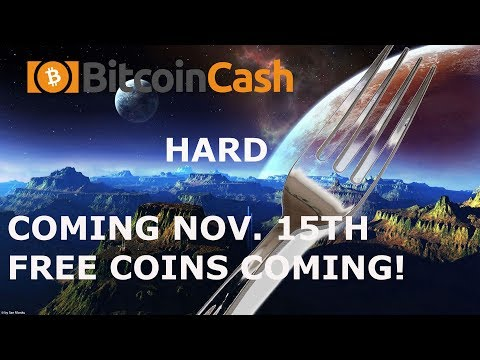 BITCOIN CASH HARDFORK! GET UR COINS ON BINANCE! RECEIVE THE FREE TOKENS!