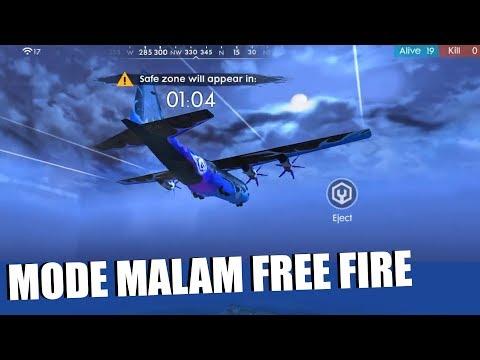 MANTULS ! ADA MODE MALAM JUGA !!! SEPERTI APA YA KIRA2? FREE FIRE INDONESIA