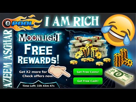OMG ? Now i am Rich Get 2X Cash & Coins FREE Rewards ? Moonlight Festival