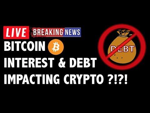 Interest Rates & Debt Impacting Bitcoin (BTC)?! – Crypto Market Analysis & Cryptocurrency News