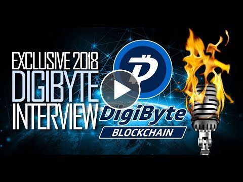 DigiByte – DGBAT Interview – Bitfinex Listing – ABRA Wallet – Global Adoption