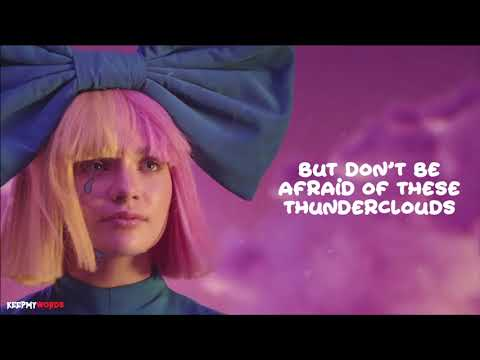 LSD – Thunderclouds (Lyrics Video) ft. Sia, Diplo, Labrinth