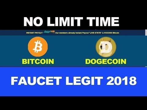 100% LEGIT! Klaim Tanpa Batas BITCOIN & DOGECOIN – Dapatkan 10.000 Satoshi Per Hari