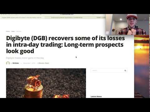 DigiByte News Today: (DGB) Price Recovery | Long-Term Prospects Look Good