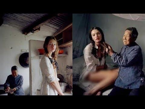 Bule Cantik dinikahi Pria China Tinggal di Desa, Saat Suaminya Tidak ada, ia Lakukan Hal tak Terduga