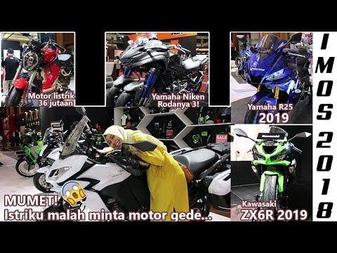 Ada apa aja di IMOS (Indonesia Motorcycle Show) 2018?