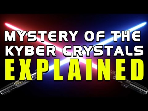 Mystery of the Kyber Crystals EXPLAINED