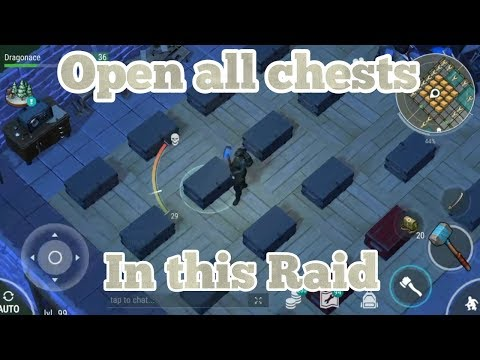 First Raid since Weeks – Did we get some goodies – Player Neo Last Day on Earth 1.10