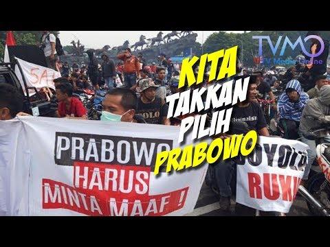 TIDAK Ada MAAF Bagi Prabowo, Bupati Boyolali SERUKAN Sekuat Tenaga, Kita TAKKAN PILIH Prabowo