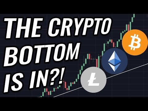 Is The Bottom Already In For Bitcoin & Crypto Markets?! BTC, ETH, XRP, BCH & Cryptocurrency News!