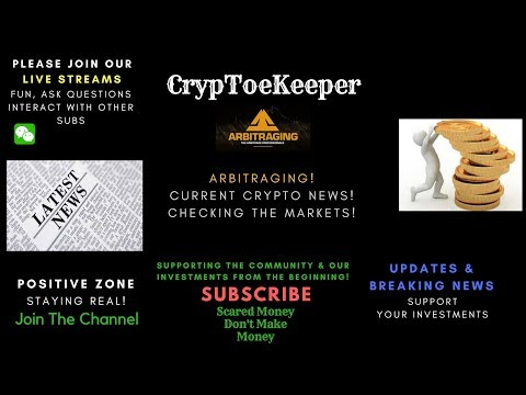 CRYPTOCURRENCY NEWS ARTICLES! THE MARKET RUNDOWN AND SOME INTERESTING TAX ISSUES