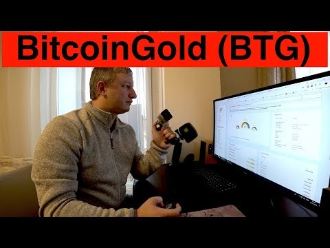 Bitcoin Gold (BTG) на MiningPoolHub