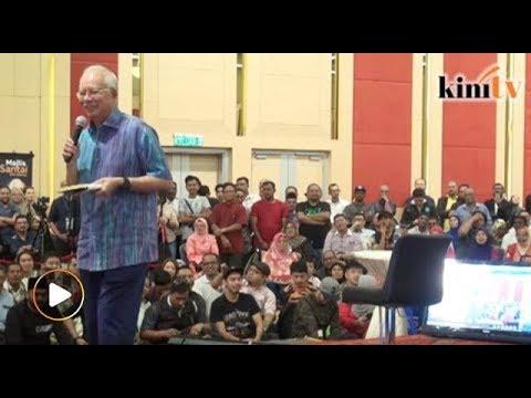 'Troll' di FB, ada pemimpin HARAPAN tak boleh tidur malam – Najib