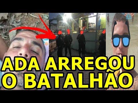 ADA ATAC4NDO CV E EXPULSANDO MORADORES EM SÃO GONÇALO