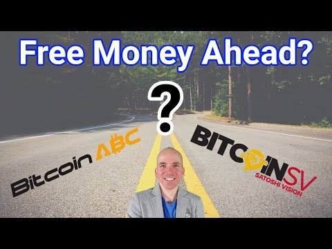 Bitcoin Cash Split, Free Money (and 6 other crypto stories)