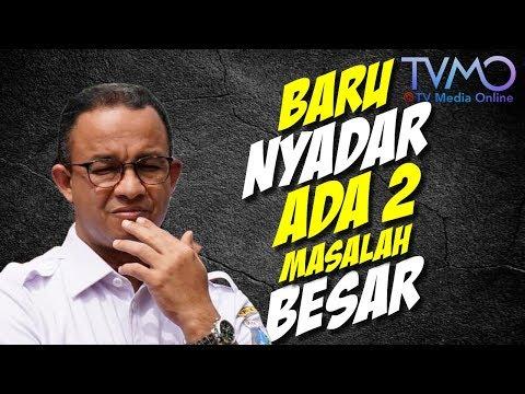 Sekian Tahun MENJABAT! Anies Baswedan Baru NYADAR Ada 2 Masalah Besar di Jakarta