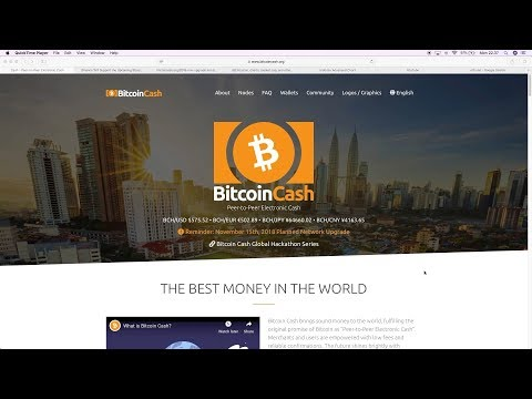 Cara Profit Dari Bitcoin Cash Hard Fork | GIVEAWAY