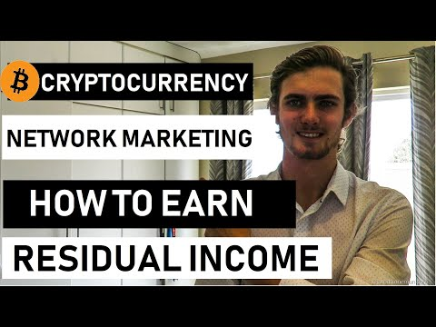 How to Earn Money & Residual Income Online (Bitcoin Mining & Your International Franchise)