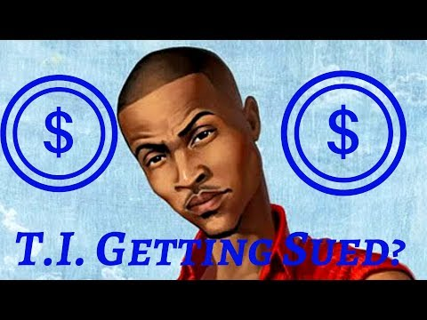 ? T.I. Getting Sued For Pump And Dump Cryptocurrency Scheme