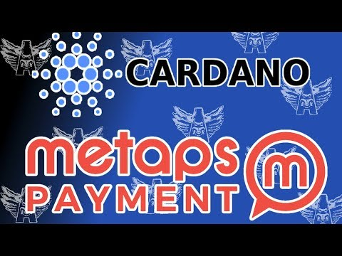 Cardano Partners With Metaps+ ($ADA)