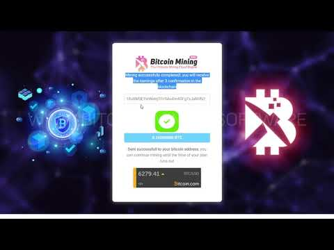 ✅ bitcoin cloud mining 2018 official with proof of payments ₿