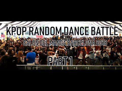 [KPOP RANDOM DANCE BATTLE] | Salón del Manga 2018 BCN (Misang | Risin'STAR | Miila Productions) 1/3