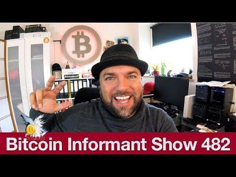 #482 Blockchain Stadt in Nevada, Krypto im Modem Zeitalter & Bitcoin Cash Hardfork