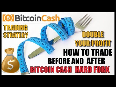 BITCOIN CASH HARD FORK BEFORE AND AFTER PROFIT TRADING STRATEGIES HINDI