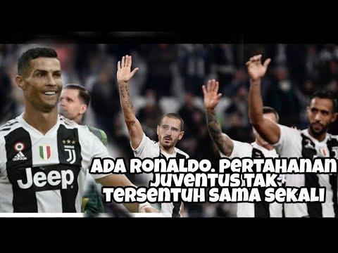Ada Ronaldo, pertahanan Juventus tak tersentuh sama sekali