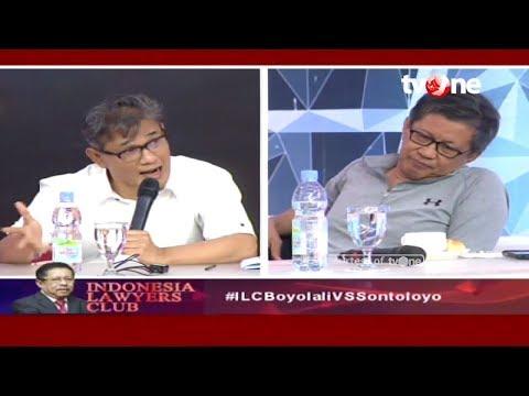 Budiman Sudjatmiko: Ada Sentimen dari Kubu Prabowo kepada Sukarnois       ILC  (6/11/2018)