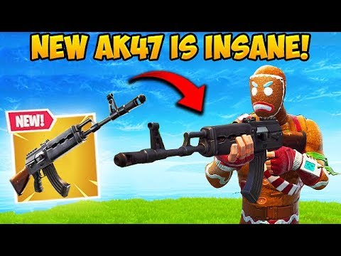 *NEW* HEAVY AR IS INSANE! – Fortnite Funny Fails and WTF Moments! #375