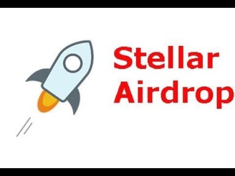 Stellar(XLM) $125 million airdrop, get yours now!