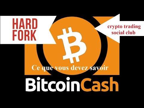 comment profiter du hardfork du bitcoin cash?