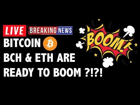 Bitcoin Cash (BCH/BTC) & Ethereum to BOOM?! – Crypto Market Technical Analysis & Cryptocurrency News