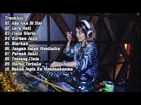 DJ ADA AKU DISINI BREAKBEAT REMIX 2018