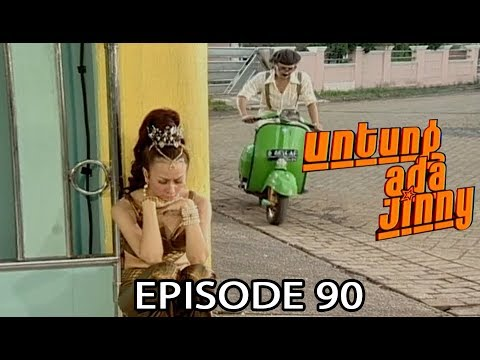Untung Ada Jinny Episode 90 – Pilihan Cinta