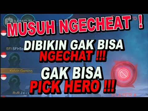 ML ADA CHEATER BGST !!!
