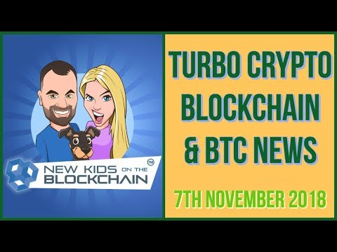 CRYPTO BLOCKCHAIN BTC NEWS 7th NOV. BTC , XRP, ETH , EOS and MORE!