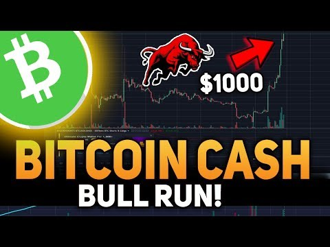 Will Bitcoin Cash Reach $1000 Next Week of November 2018?