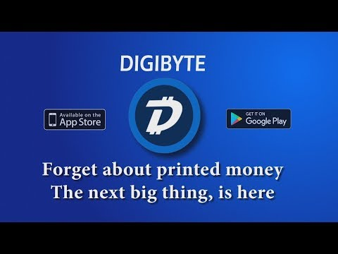 DigiByte – Forget about printed money